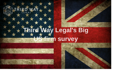www.thirdway.pro surveyed 1000 lawyers working for US firms in London...